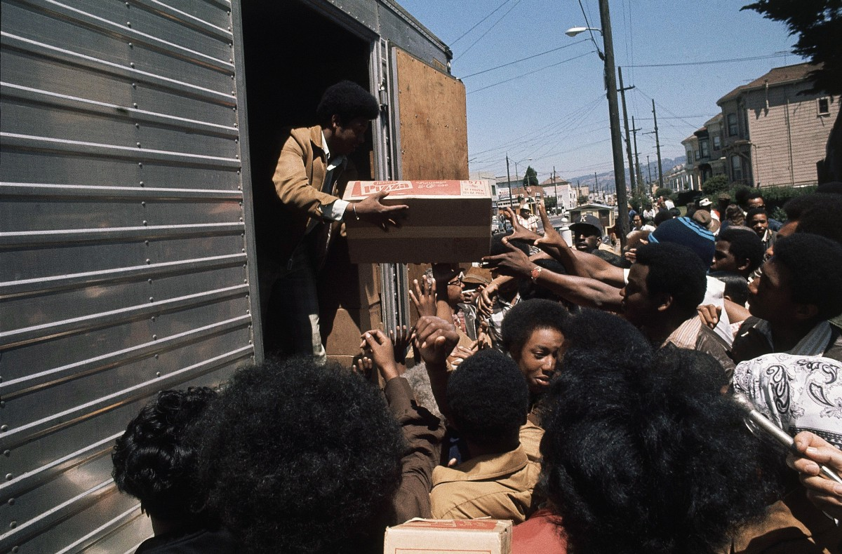 How the Black Panthers helped jumpstart free breakfast programs for kids