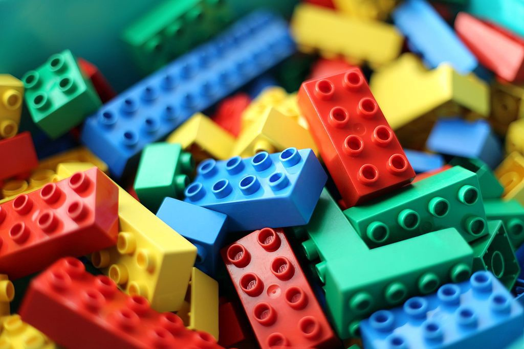 Why 'LEGO' is must for every designer? - ART + marketing