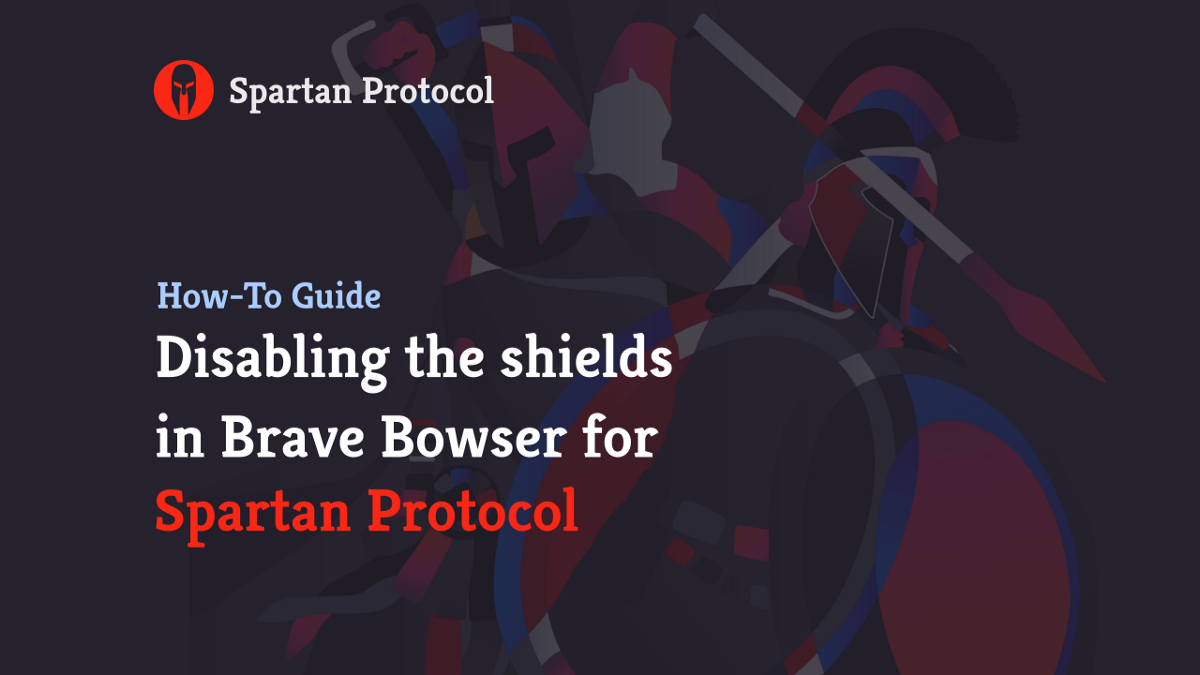 Disable Brave Browser Shields