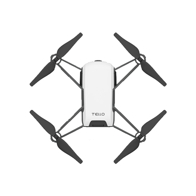 Ryze/DJI Tello: An Accessible Drone for Grownups, or a Fancy