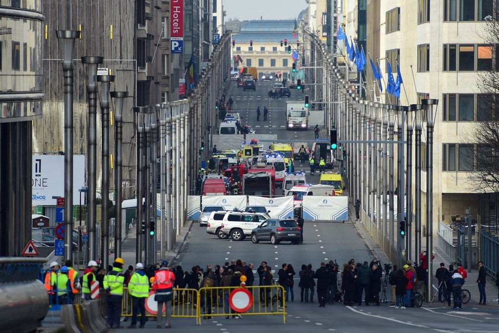 After #Brussels: Threats of Future Attacks Abound in the U.S. & Around the Globe