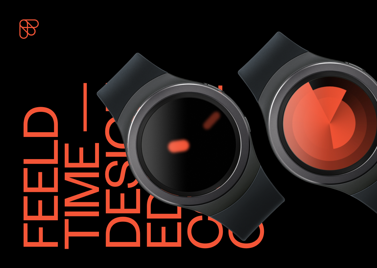 Feeld Time — Secret watchfaces designed to connect.
