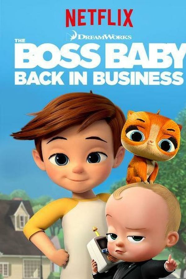 The Boss Baby: Back in Business S3 (2020) Subtitle Indonesia