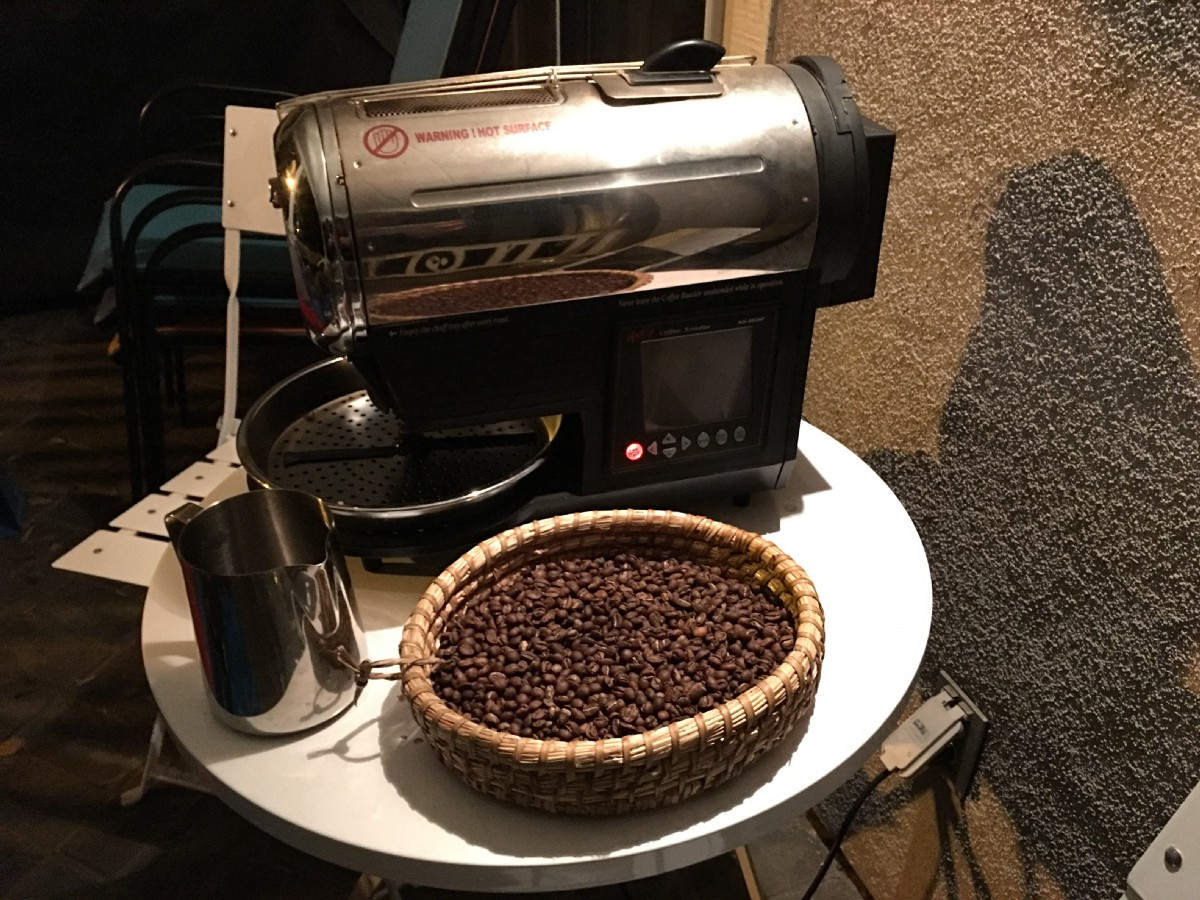 The Economics of Home Roasting Coffee