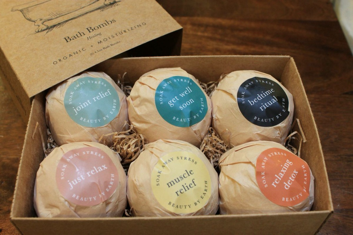 Bath Bomb Boxes: Customer's Grabbing Approaches Lead to Profitable Sales!