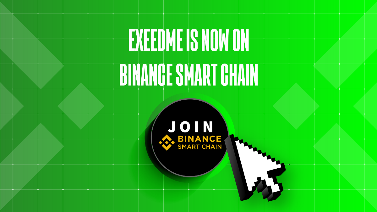 XED is now live on Binance Smart Chain and Pancakeswap