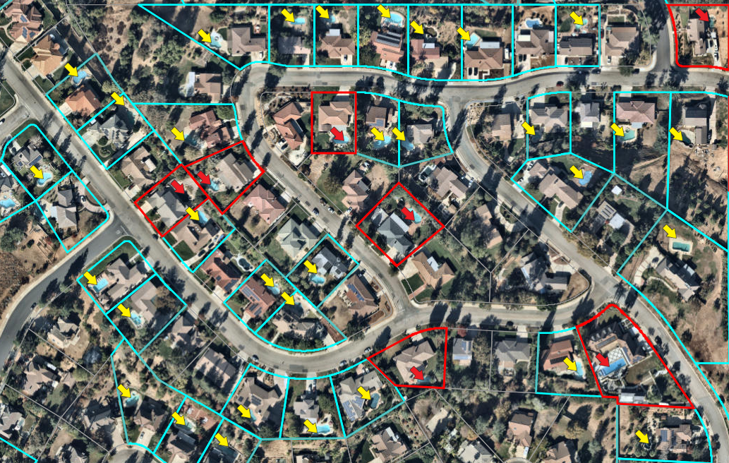 Network Analysis Gis Projects