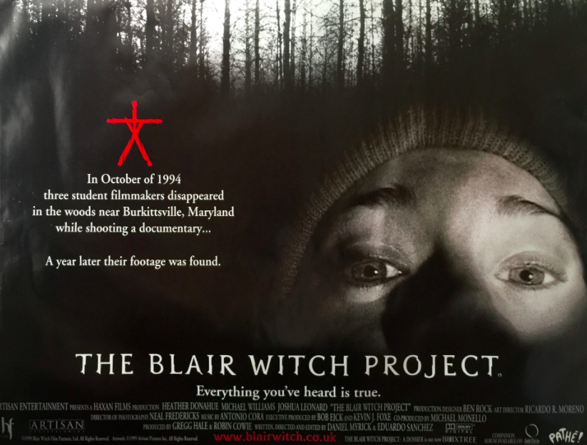 Essential Sundance Movies: Kathy Charles on THE BLAIR WITCH