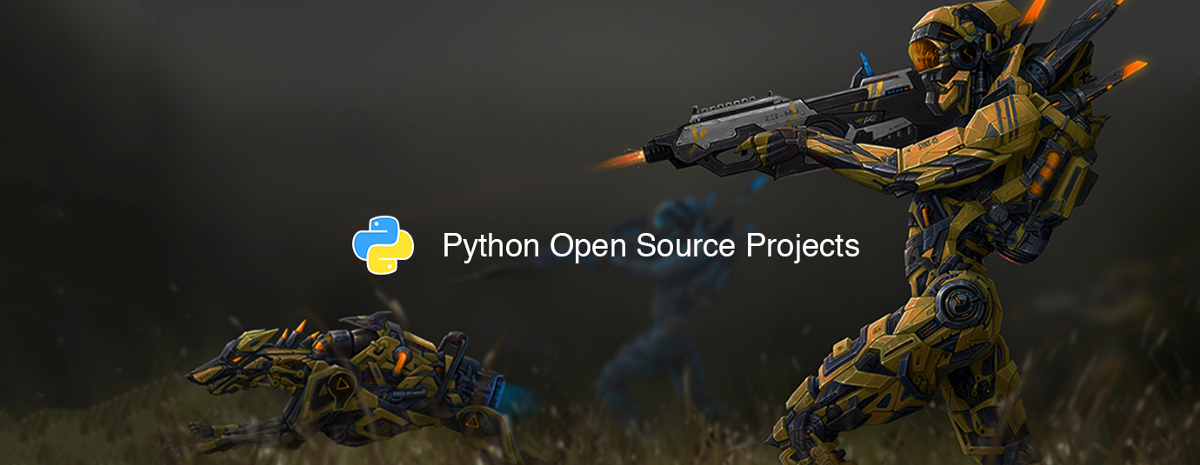 36 Amazing Python Open Source Projects (v.2019)