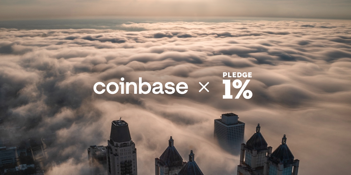 Coinbase Giving: how we are operationalizing our commitment to Pledge 1%