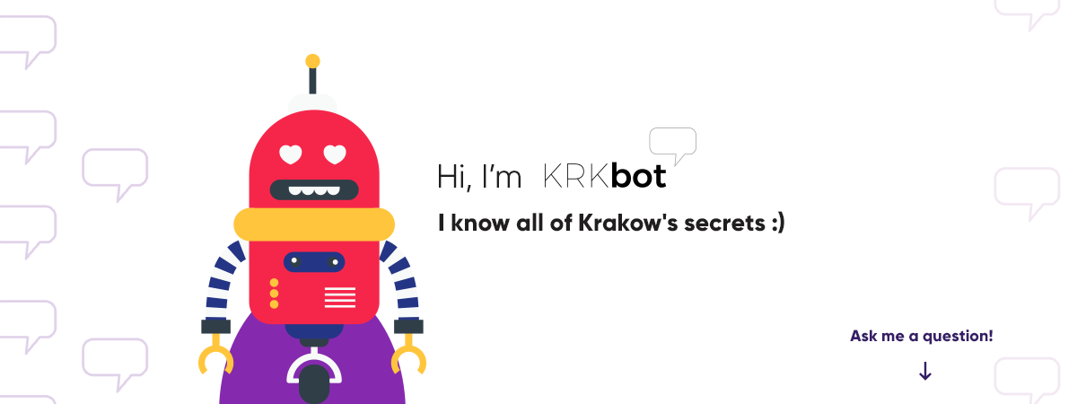 Krkbot Learnt All The Secrets Of Krakow By Project People Medium