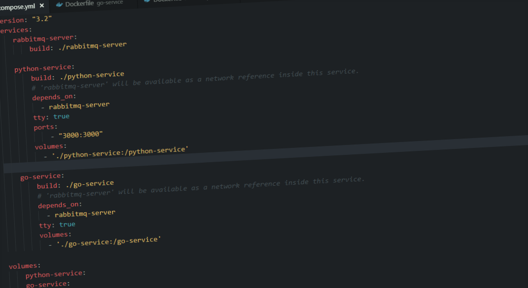 Using RabbitMQ for Microservices Communication on Docker