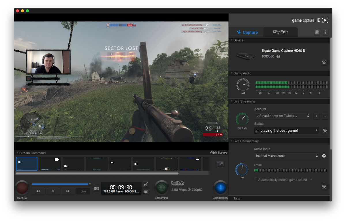 game capture 2 5 for macos is here  - elgato gaming