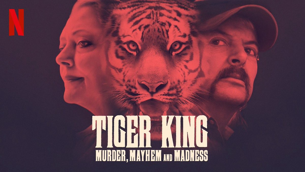 Tiger King: Murder, Mayhem and Madness — So Compelling, It'll Make ...