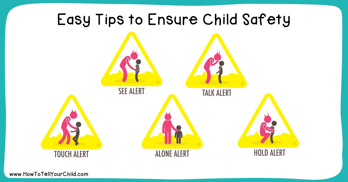 Quick Tips To Ensure Your Child S Safety By Howtotellyourchild Whybeyou Medium
