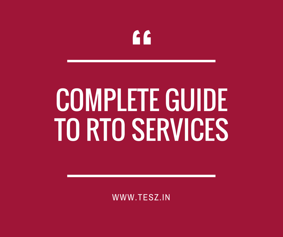 Complete Guide to RTO Services - Tesz - Medium