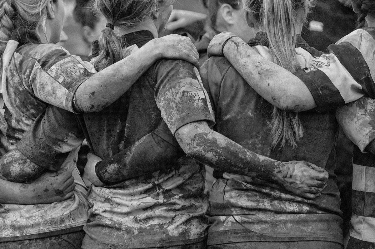 3 Reasons why Rugby is Great for Girls