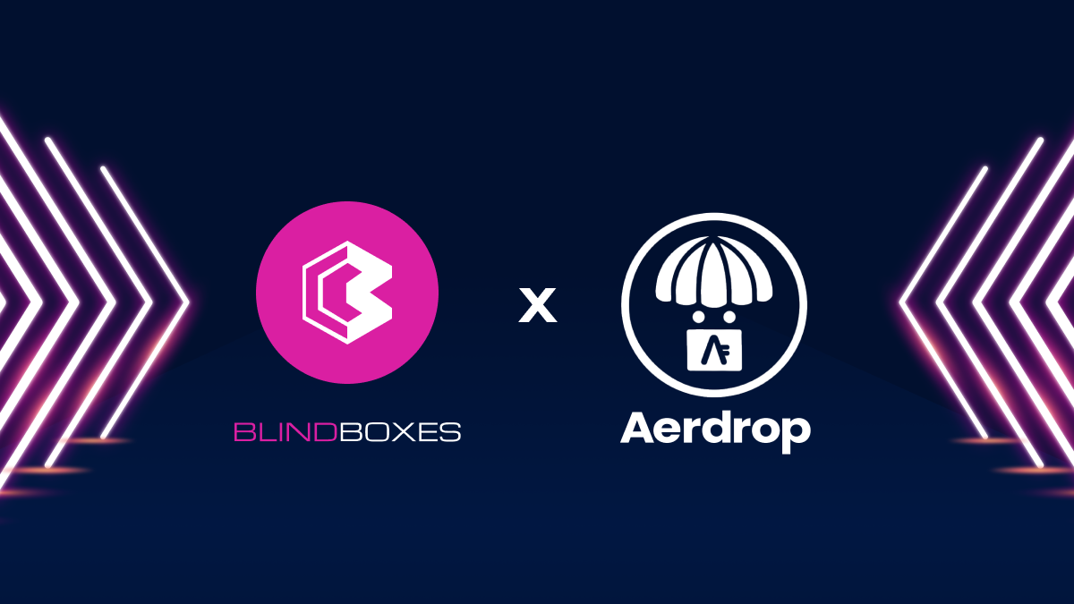 Blind Boxes announces strategic partnership with Aerdrop