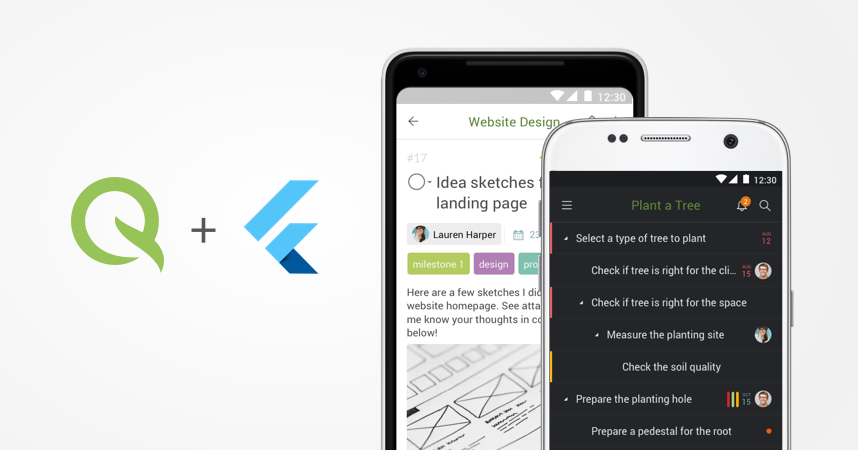 Quire: Building a Sophisticated Mobile App with Google's Flutter
