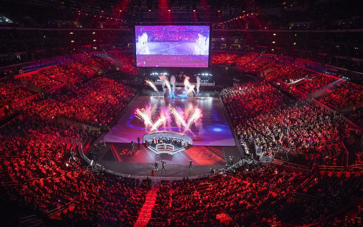 """Esports """"Set For Mammoth Growth"""" in 2019 and Beyond"""