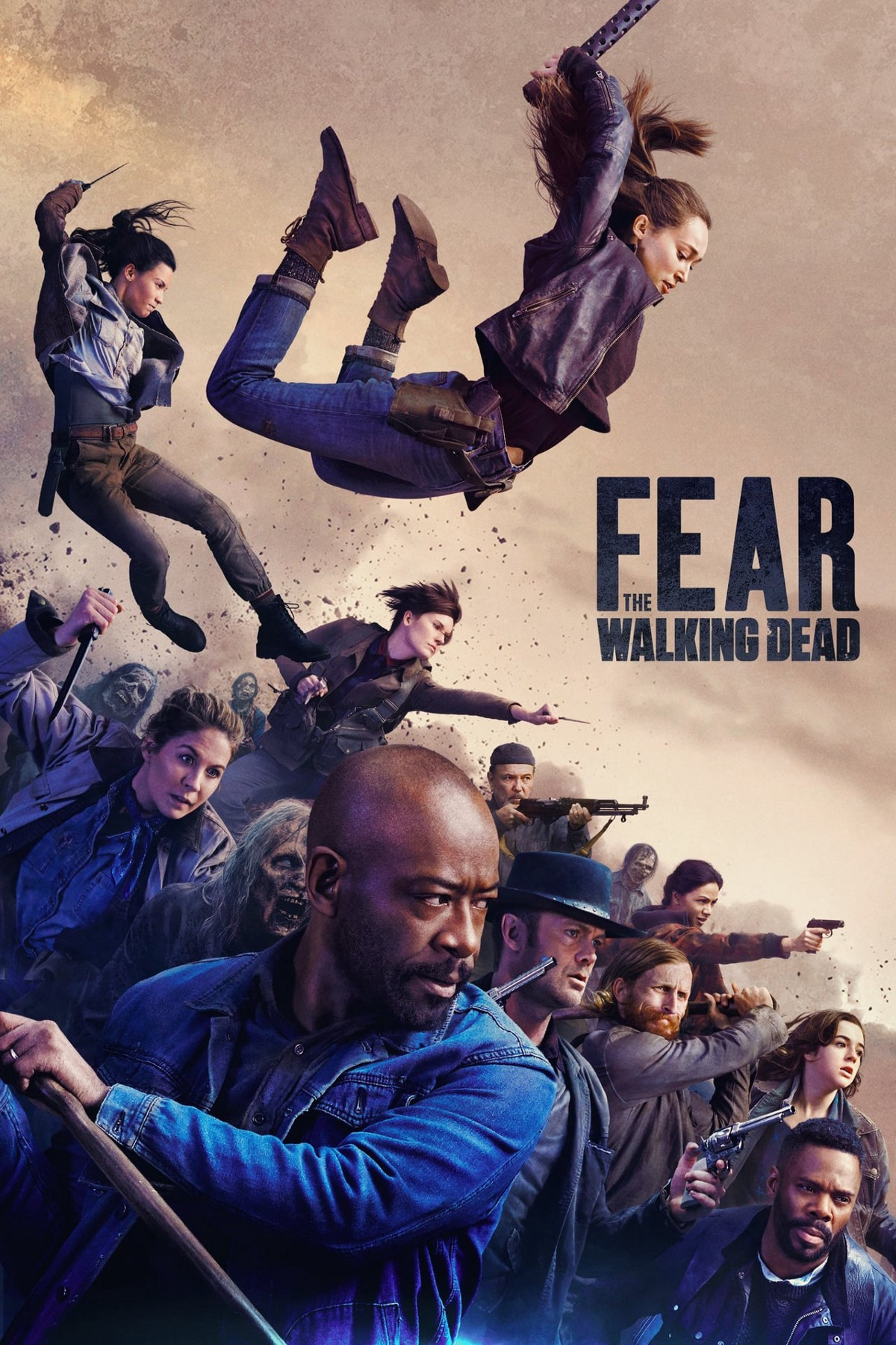 "Fear the Walking Dead — (AMC) S6//E8 Season 6 Episode 8 ""Full"" Episodes 