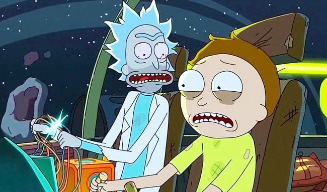 Rick and Morty Toxic Fandom, Explained - Sebastian Muriel - Medium