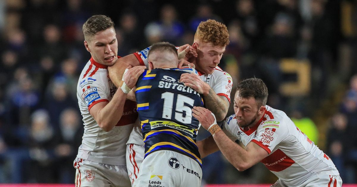 >>>>2020⪻LIVE⪼Hull KR, Rovers vs Rhinos (LiveStream), Betfred Super League Live>>>>2020