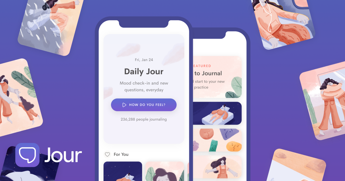 Jour Premium is free for healthcare workers