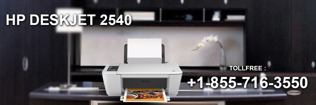 Resolving HP DeskJet 2540 not Printing black Ink Errors