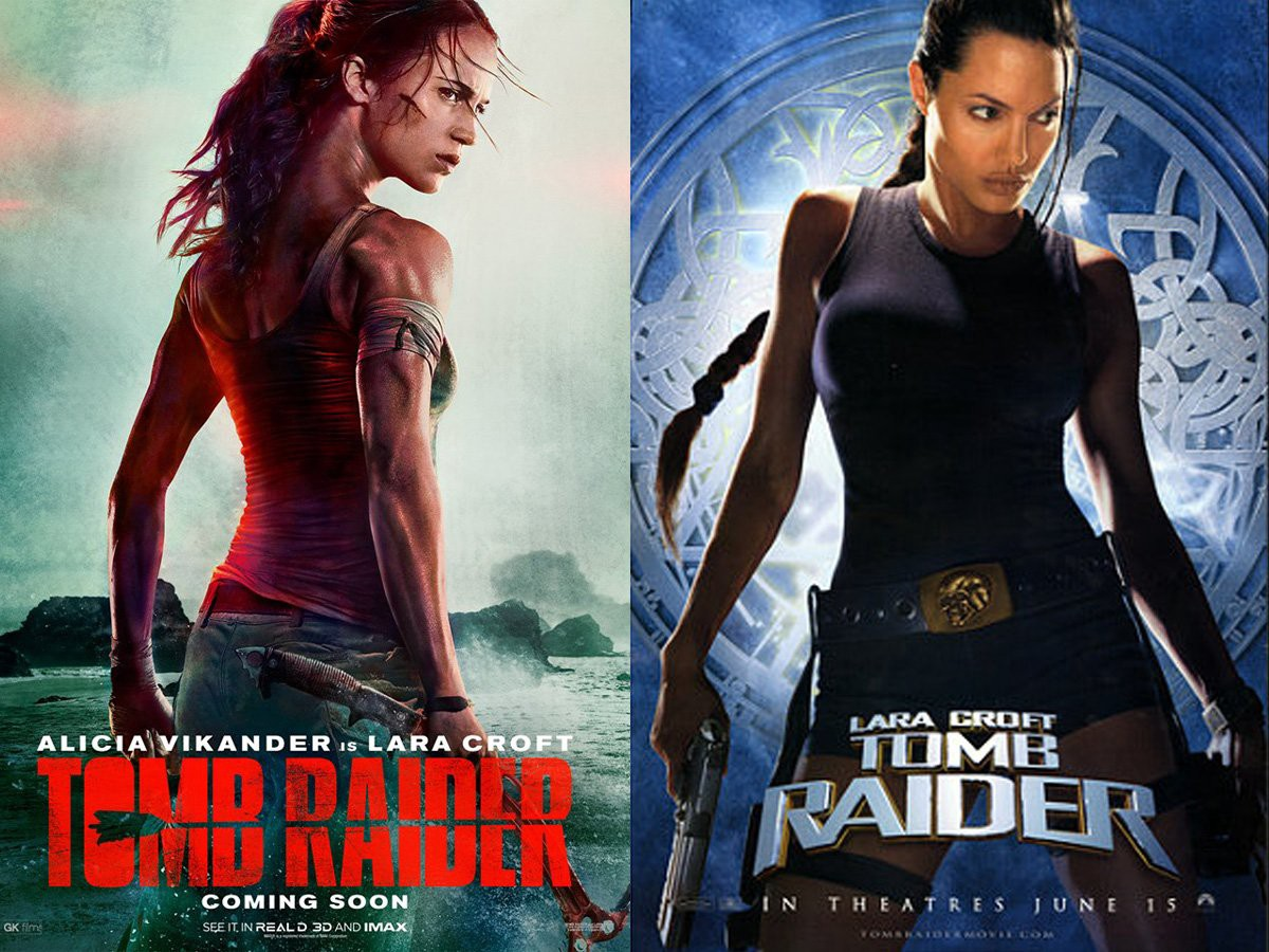 Tomb Raider And How I See Lara Croft As An Ideal Woman By