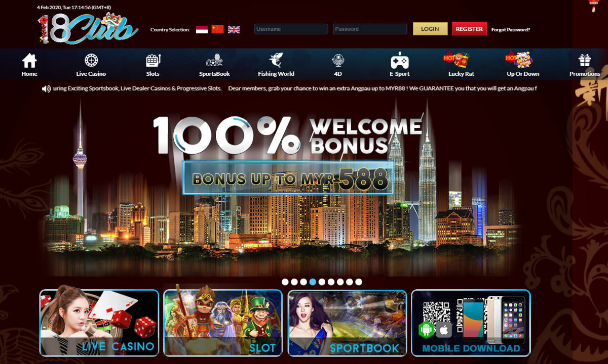 18club Asia Top Rated Online Betting Company By 18clubasia Medium