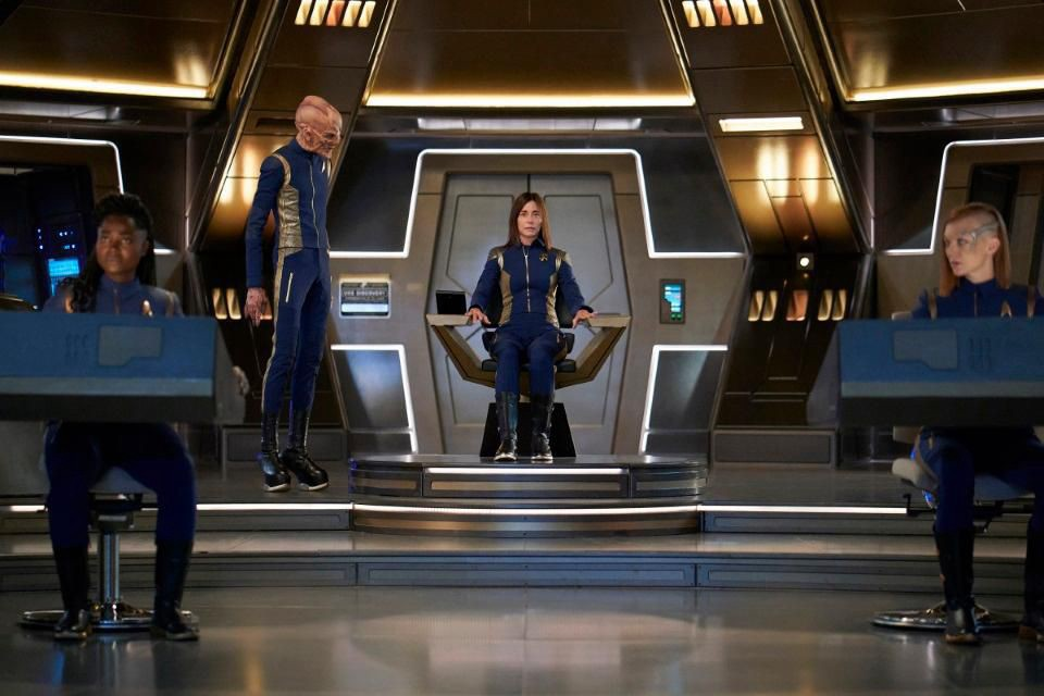 Star Trek: Discovery' Confronts The Ethics And Science Of