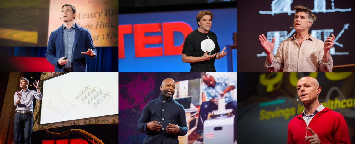15 TED Talks Every Architect Must Watch