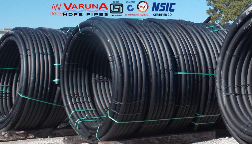 What Are the Popular Applications of High Density Polyethylene Pipes