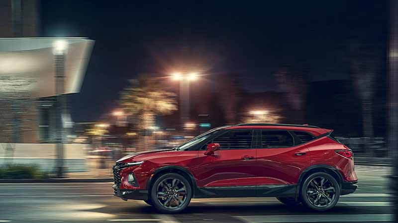 Gm Launches Ss Version Of The 2020 Chevy Blazer Best Cars Medium
