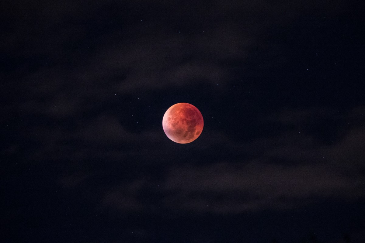 People Once Believed the Blood Moon Was Caused by Vampires
