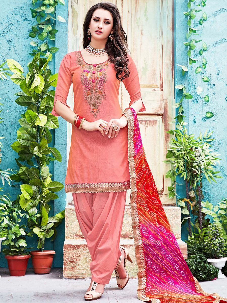 fc51f59049 Attractive Pink Salwar Kameez Design That Suits Any Occasion