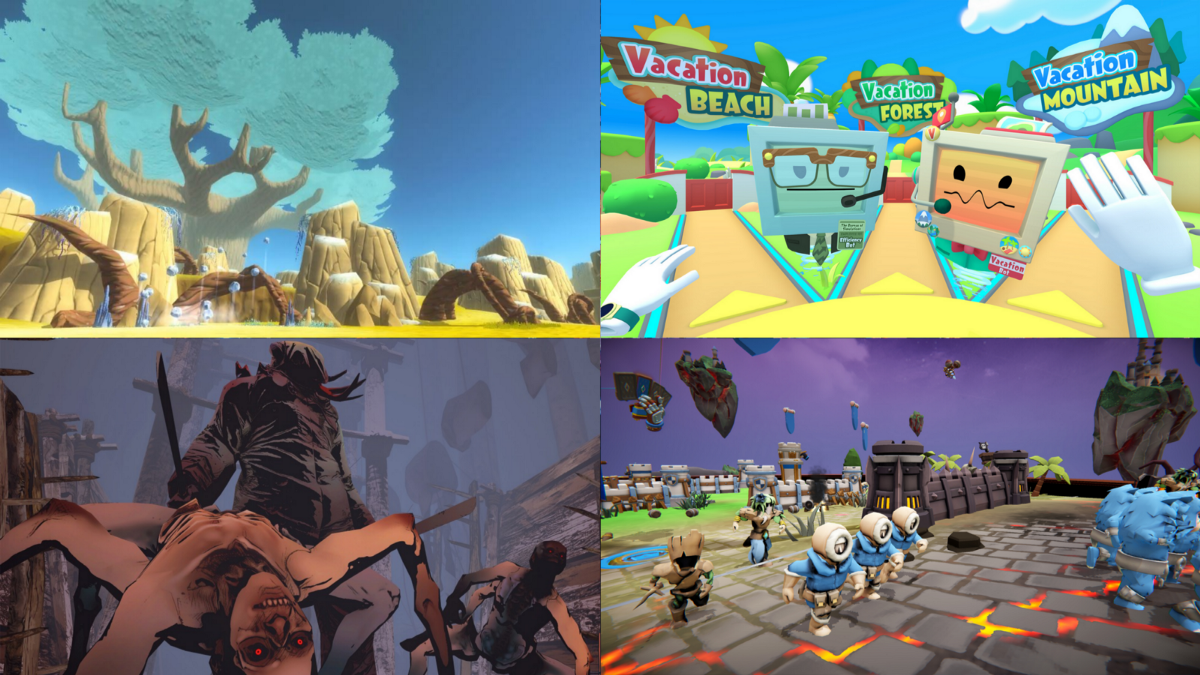 8 Best Games on Oculus Quest in 2020