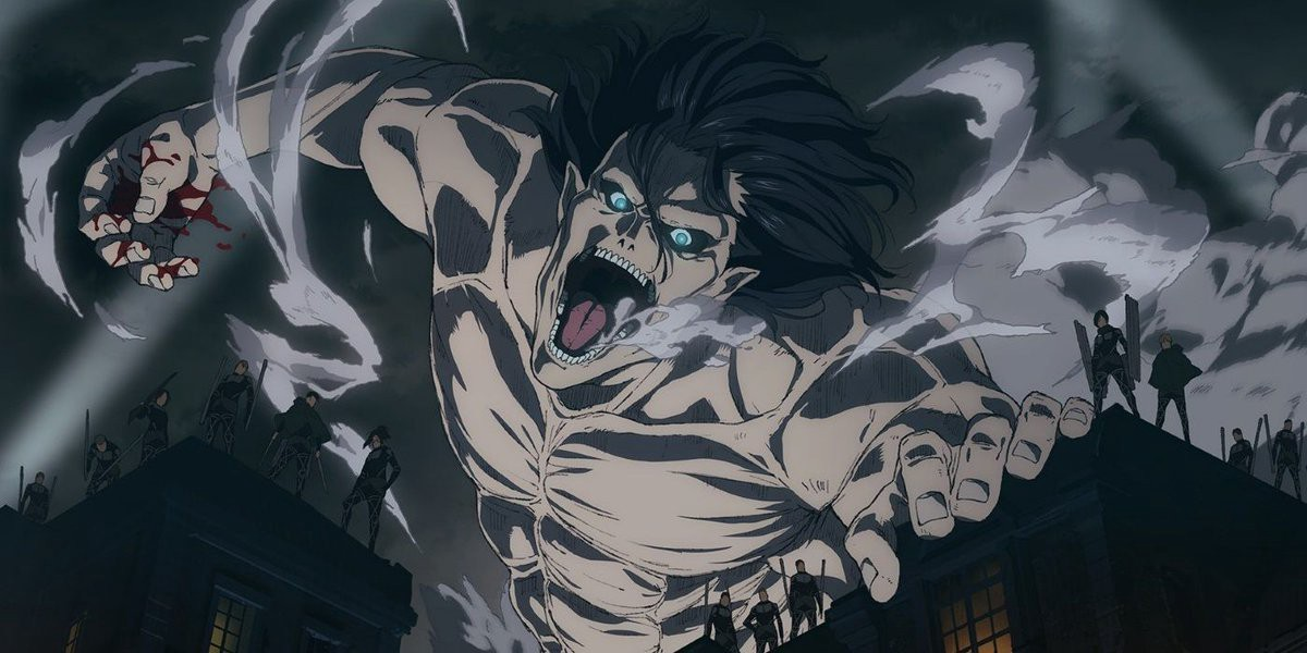 Top 10 Strongest Titans Attack On Titan Anime India By Arjun Goyal Animeindia In Medium
