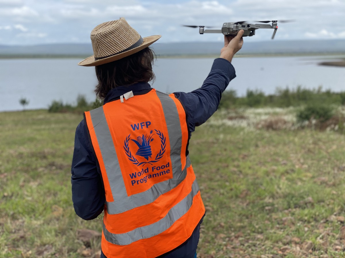 Propelling the future of humanitarian connectivity