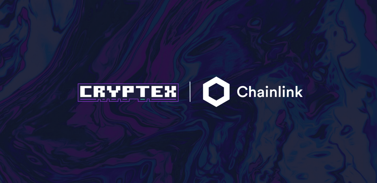 Cryptex Selects Chainlink to Power Its Flagship Token, TCAP
