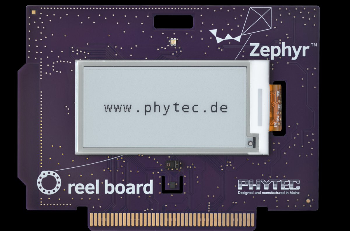 Building The Zephyr Circuit Board