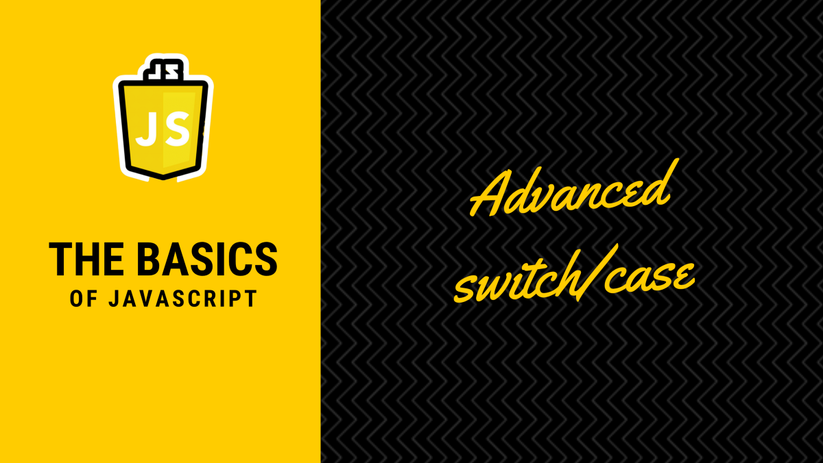Improve you conditional blocks with enhanced switch/case statements