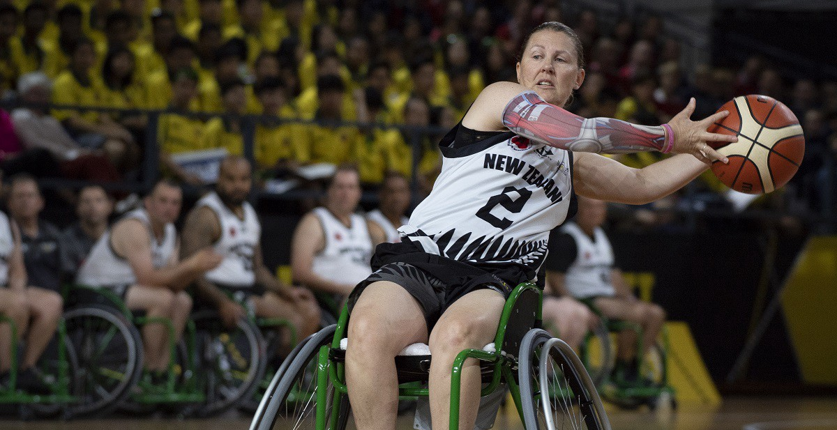 Invictus Games 2020.Nzdf Team For Invictus Games 2020 Named New Zealand