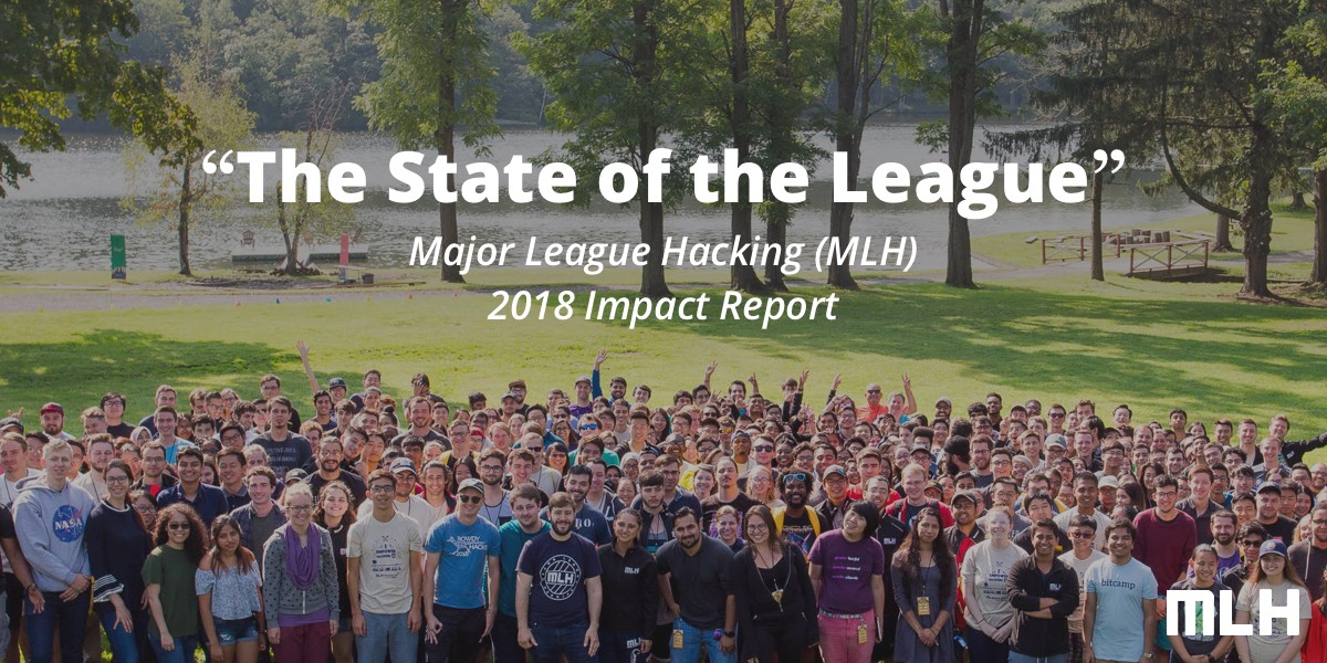 The State of the League (2018) - Major League Hacking