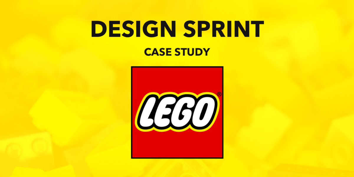 How LEGO Run Design Sprints at Scale