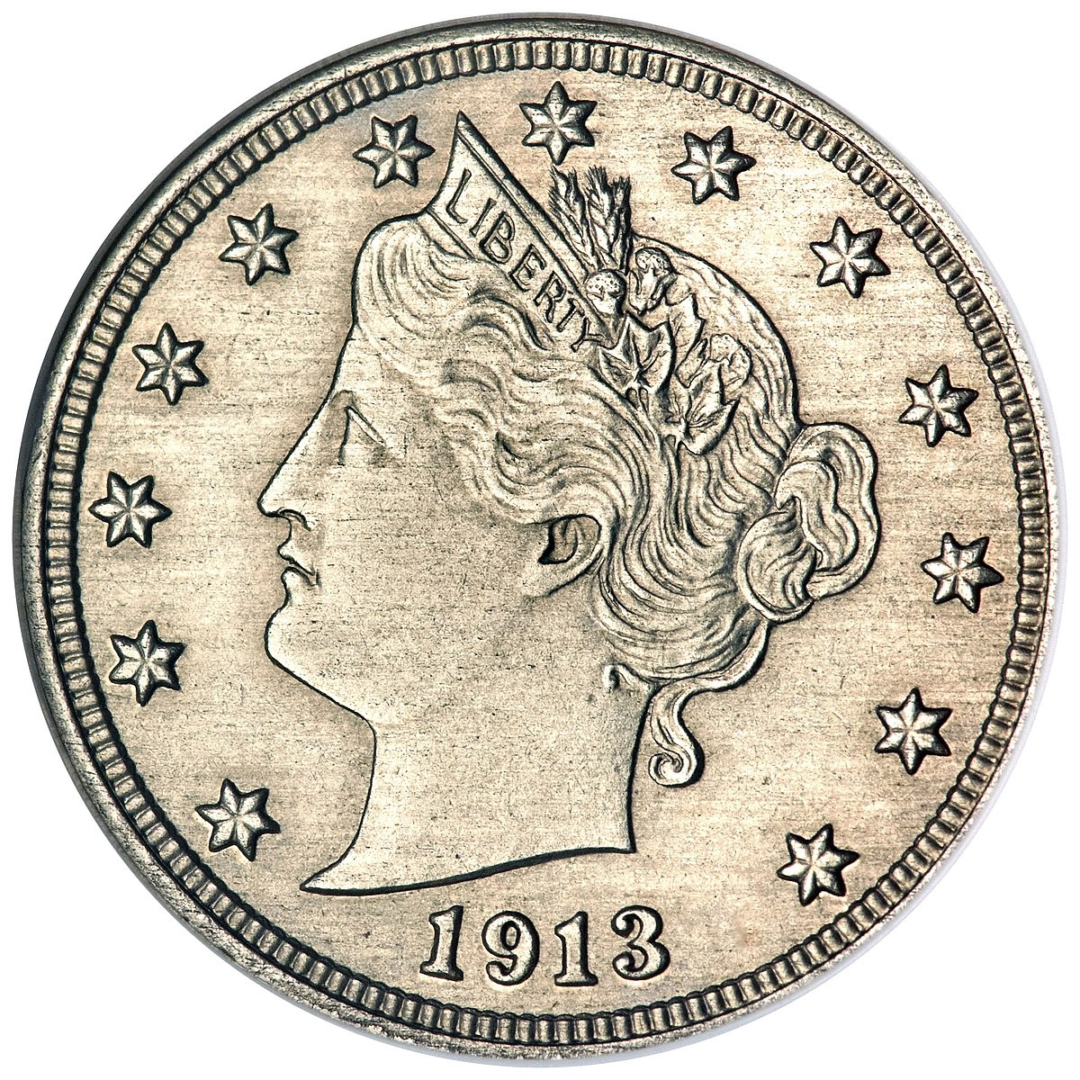 The History Of The 1913 Liberty Head Nickel Traveling Through