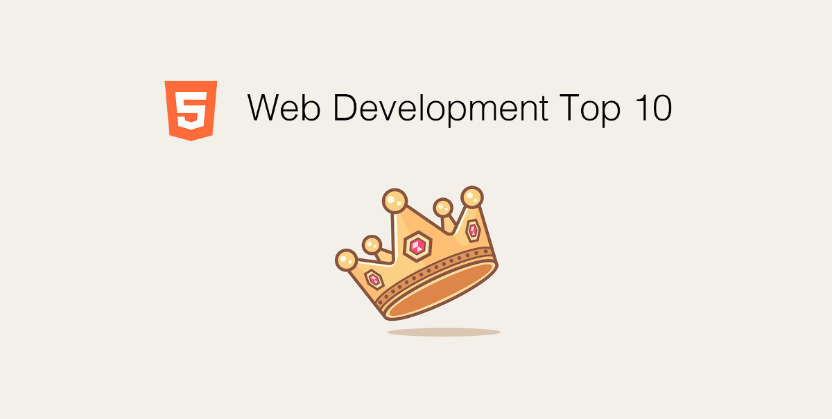 Web Development Top 10 Articles For the Past Month