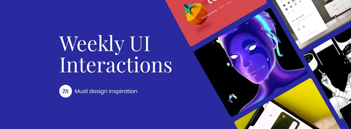 UI Interactions of the week #218