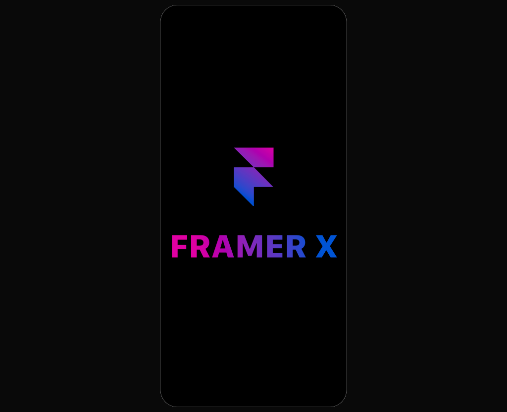 Framer X: Prototype with Accelerometer, Gyroscope and No Code